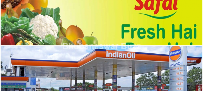 Petrol pumps as one stop shopping centres, this concept first ever outlets opening today in Bhubaneswar