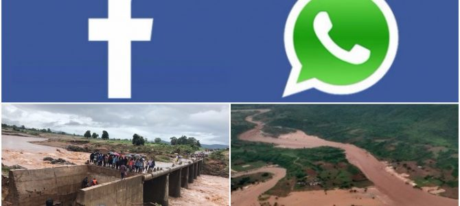 How Odisha government is using Whatsapp and Facebook for better communication in tackling floods