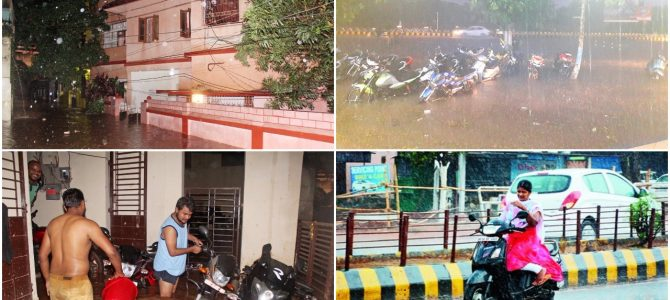 Ideas to solve Water logging in Streets of Bhubaneswar : Open City's Oasis or Swim When it Rains by Piyush Rout