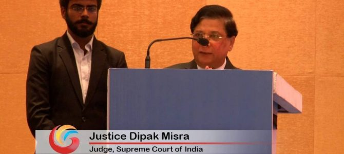 Justice Dipak Misra of Odisha all set to be the next Chief Justice of India