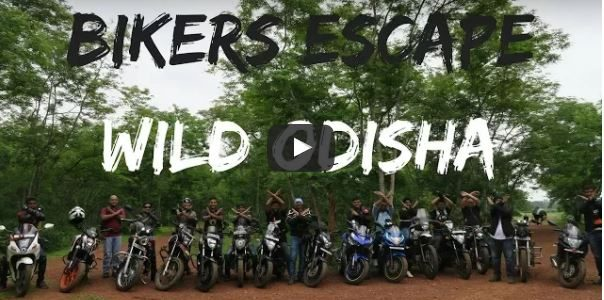 Dalijoda Kapilash Forest Range | An awesome Offroad MotoVlog by JustVish