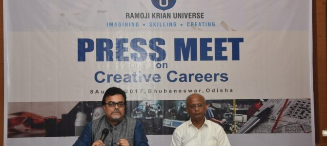 Ramoji Krian Universe, a New-Age Institute for Creative Career:  A Fresh Destination for Youth Today