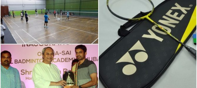 Sports Authority Of India signs MOU with Yonex Japan to promote badminton academy in bhubaneswar