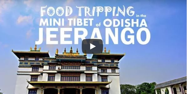 A nice video on trip to Chandragiri – Jeerang Mini Tibet of Odisha and exploring food options nearby by Foodfindo