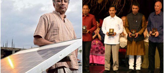 Know more about Harish Hande: Rourkela Schools to IIT Kharagpur to SELCO Founder to Ramon Magsaysay Award