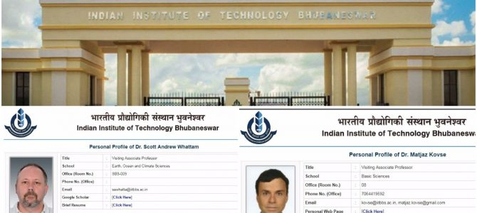 IIT Bhubaneswar shows the way, hires 5 full-time teachers of international origin