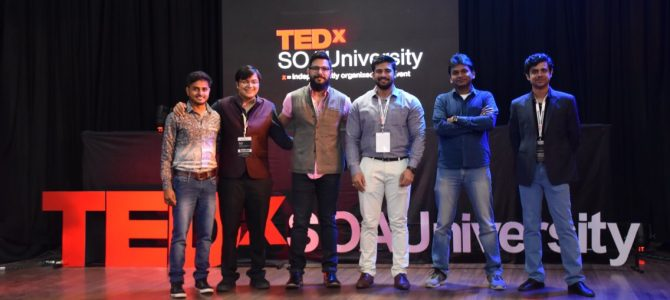SOA hosts its first edition of TEDx, Young minds Ignite