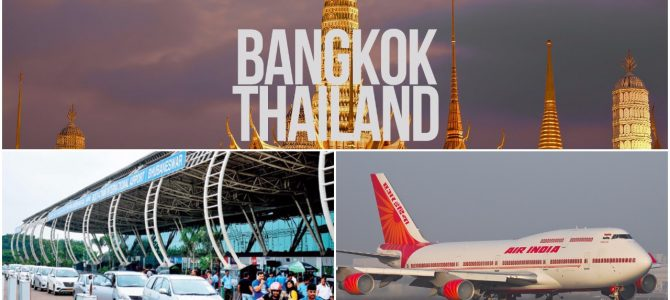 Air India plans to start Bangkok Bhubaneswar Gaya Flight pretty soon 2 times per week to start with