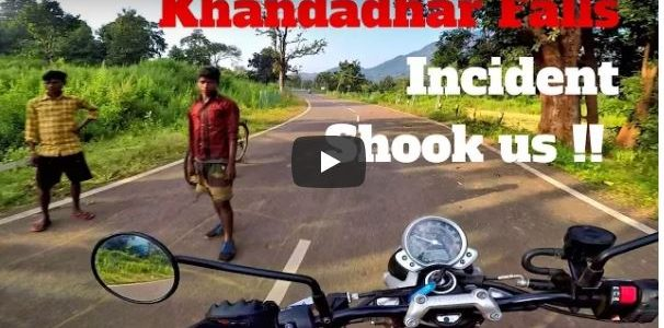 JustVish is back with a beautiful video of his trip to Rourkela via Khandadhar Waterfalls, don't miss
