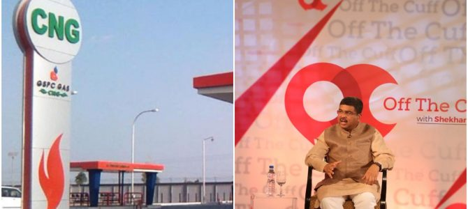 Odisha's first CNG stations to get inaugurated in Bhubaneswar today by Dharmendra Pradhan