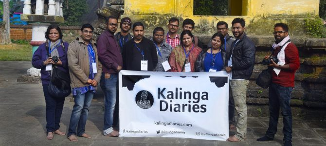 Read how Kalinga Diaries project started its maiden trip to rediscover hidden monuments of Odisha