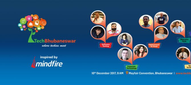 Tech Bhubaneswar is back !!!! Are you attending it?