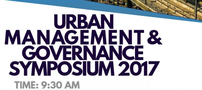 Xavier University Bhubaneswar all set to organize Urban Management and Governance Symposium