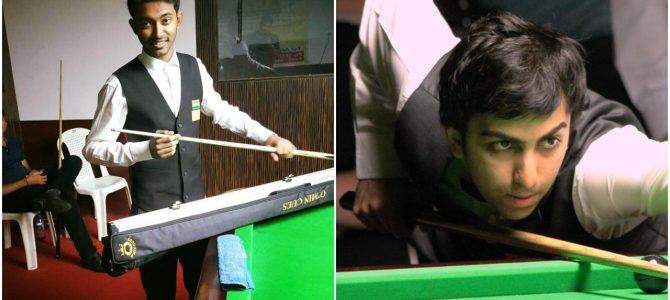 Ashutosh Padhy of Odisha knocks out defending Champion Pankaj Advani in Senior National Snooker Championship 2018