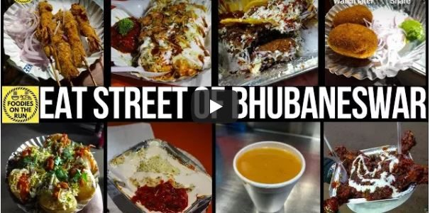 Featuring Eat Street of Bhubaneswar been there yet? A nice video by Team Foodies on the Run