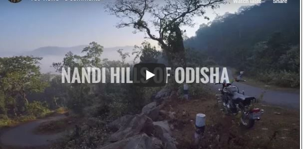 Check out the real beauty of Odisha via this awesome video of riding Bike by Tapas Mirdha