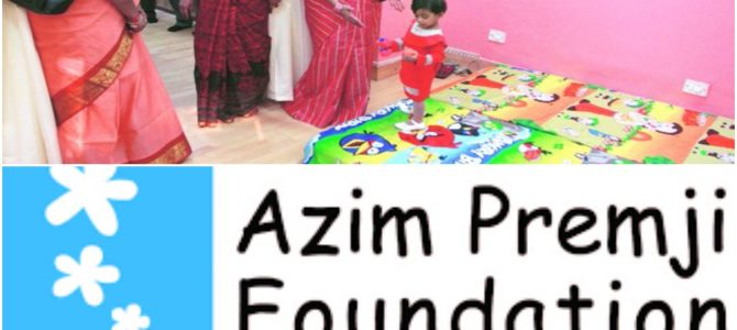 Odisha joins hands with Azim Premji Philanthropic Initiatives to build 150 model creches across 5 districts