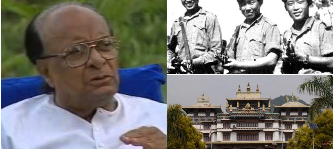 Biju Patnaik and his Tibetan Phantoms : An interesting unknown story about Biju Babu by Anil Dhir