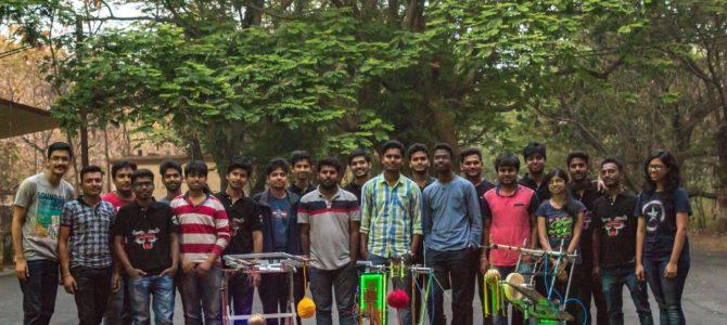 VSSUT Burla bags 2nd Runnerup (AIR 3) for MATLAB Innovation in ROBOCON 2018, prestigious national Robotics event of India