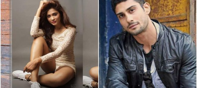 Miss India and Miss United fame Sushrii Shreya Mishra of Odisha to debut in a web series opposite Prateik Babbar