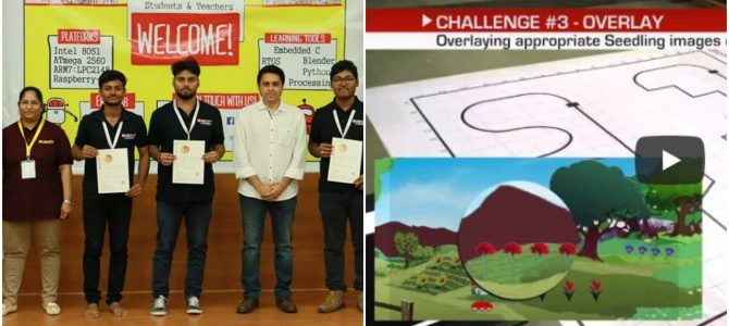 VSSUT Burla team wins 2nd rank in All India Robotics Competition organized by IIT Bombay and Ministry of HRD