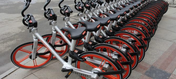 Chinese bicycle sharing company Mobike Chooses Bhubaneswar and Pune to Enter India
