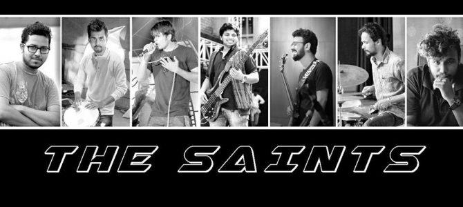 Awesome composition in Odia Maa Mo Maa by Bhubaneswar based band The SaintS, don't miss