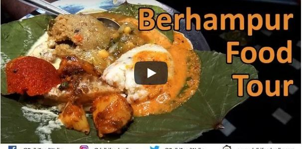 Beautiful Video of Berhampur Street Food Tour, how many of these have you tried?