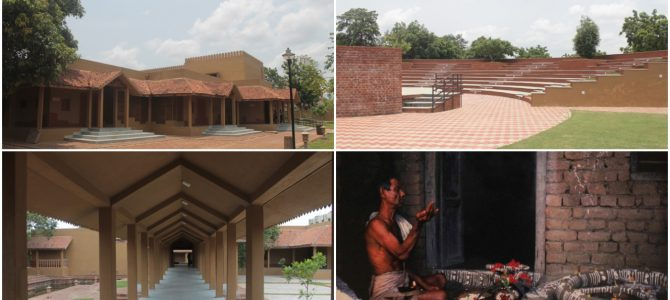 While Ekamra Walks continue to attract tourists, starting this saturday first ever Museum Walk at Kala Bhoomi crafts museum