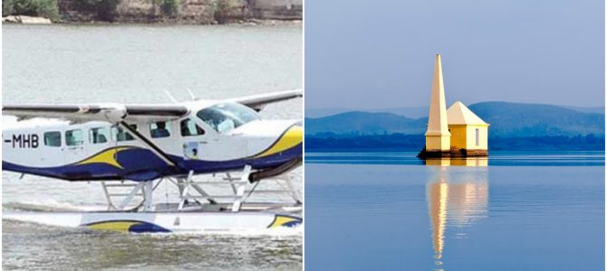 Seaplanes to be reality soon : Centre clears water aerodrome proposal, Chilika Lake to be part of first launch