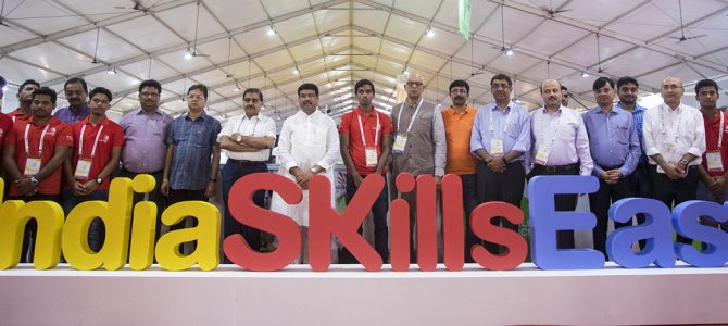 Bhubaneswar hosts IndiaSkills Regional Competitions (Eastern Chapter) 2018