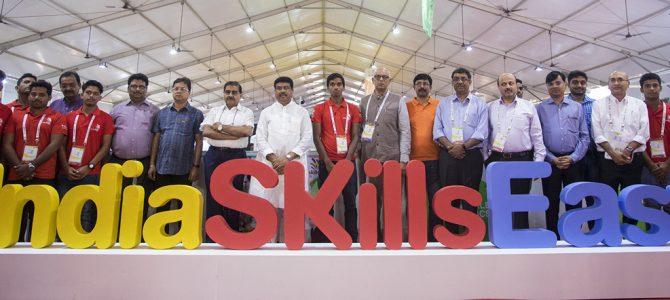 Bhubaneswar hosts IndiaSkills Regional Competitions (Eastern Chapter) 2018