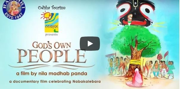 Finally God's own People : A documentary on Jagannath Nabakalebara narrated by Amitabh Bachhan