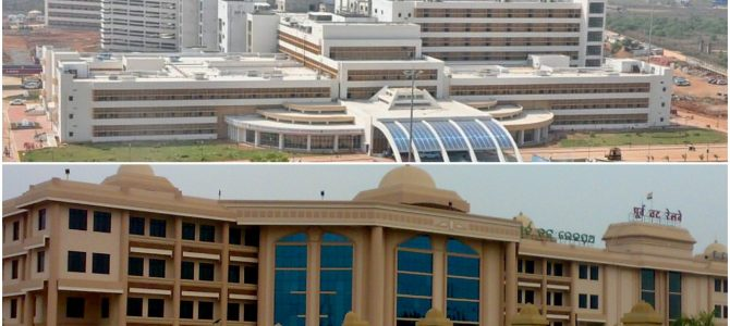 AIIMS bhubaneswar, IOCL Paradip, East coast railway headquarters among Vajpayee's big contributions to Odisha