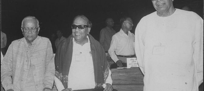Biju Pattnaik and Karunanidhi : The Untold Story : Did you know Biju babu almost succeeded in DMK AIADMK merger in 1979?