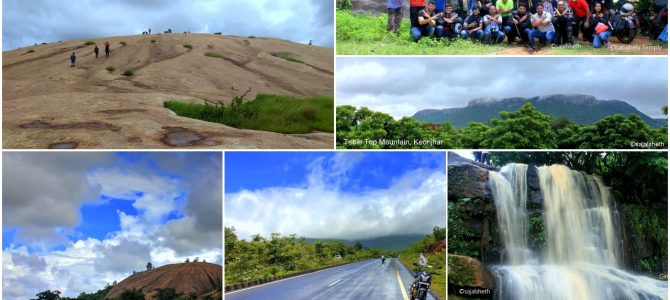 Beautiful Keonjhar through the lens of Sajal Sheth when team xBhp Bhubaneswar had independence day trip