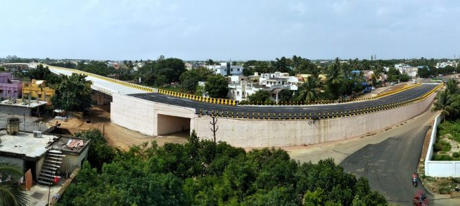 Started in 2013, scheduled for 2015 release, Pokhariput Overbridge all set to open today