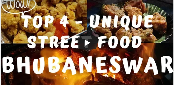 Explore some of the unique street food of Bhubaneswar via this video by Foodies On The Run