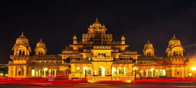 Jharpada Pandal in bhubaneswar aims big this year too, plans replica of Albert Hall Museum of Rajasthan for Durga Puja