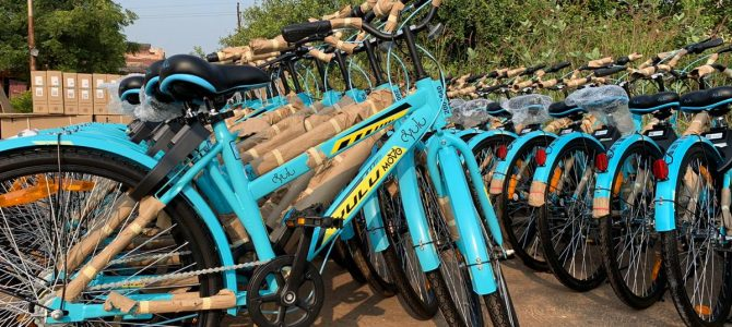After Wifi, Work on full swing to get Bicycle sharing project in Bhubaneswar ahead of Hockey Worldcup