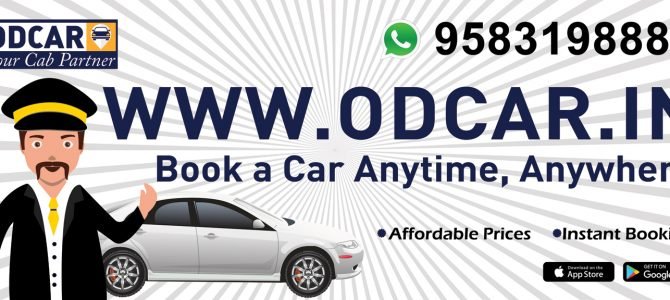 Introducing Bhubaneswar Based Startup ODCAR: An Online Car Booking Platform in Odisha