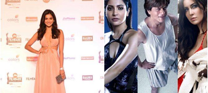Bollywood Debut of Sushrii Shreya Mishra of Odisha is going to be grand along side SRK, Katrina and Anushka in Zero Movie