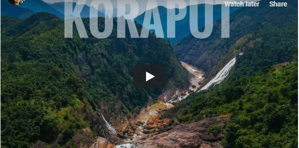 Don't miss this awesome video of Koraput by YoungAspirer, you might start planning your trip today itself after watching