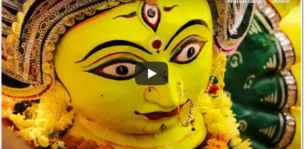 A beautiful video on Medha nacha one of the Folk Art of Odisha by Prateek Pattanaik