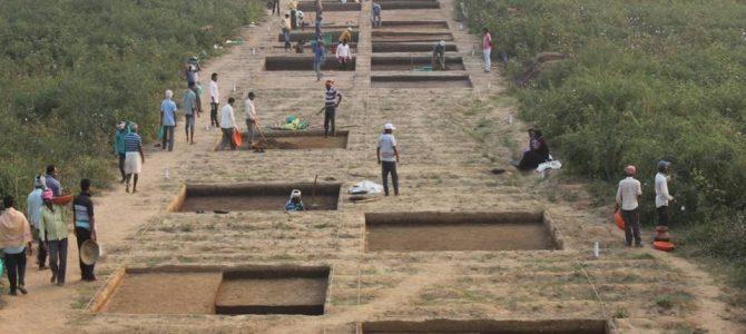 Just wow : Remnants of an ancient civilisation of 2300 years back found in Asurgarh Kalahandi Odisha, belongs to Mauryan Period
