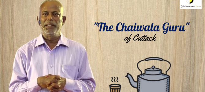 Inspiring Read on the life of story of Chaiwala Guru of Cuttack D. Prakash Rao who received Padma Shri award
