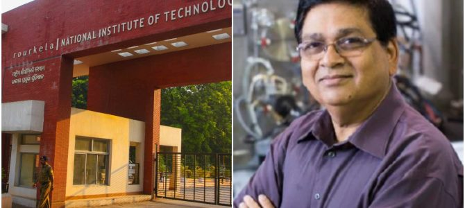 NIT Rourkela Alumnus Dr Prakash Patnaik of Berhampur Conferred NATO Award For Contributions To Applied Vehicle Tech