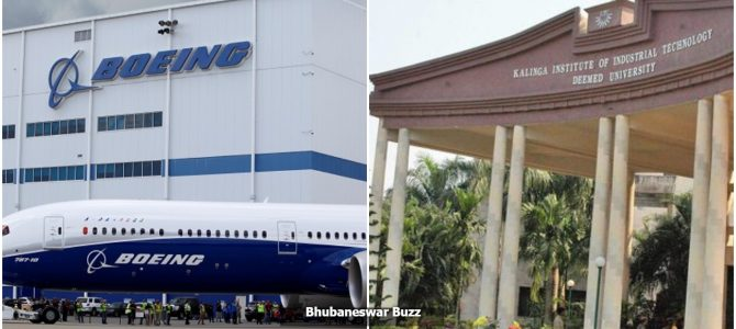 Boeing India chooses KIIT bhubaneswar out of 7 in India to launch university-focussed innovation programme