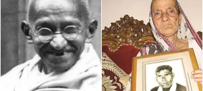 Did you know the man who caught the killer of Mahatma Gandhi, Nathuram Godse was from Odisha, saved the day