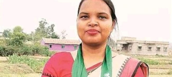 Chandrani Murmu: India's youngest MP from Odisha : Grand daughter of former MP, from Engineering grad searching for jobs to MP